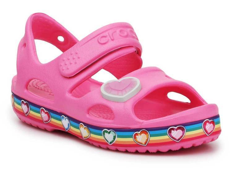 Crocs Fun Lab Rainbow Sandal 206795-669