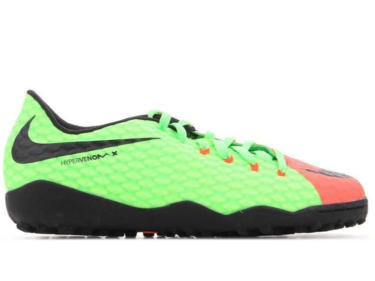 Nike JR Hypervenomx Phelon III TF 852598 308