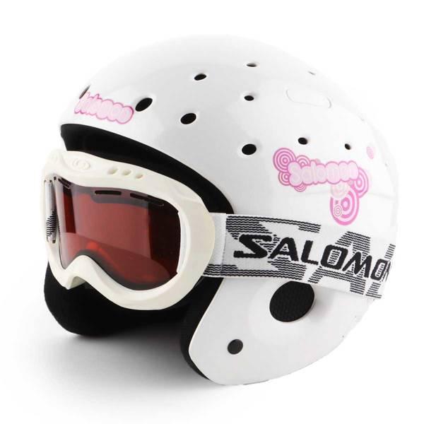 Salomon Zoom Combo White Pearl (JR) 102-709-52
