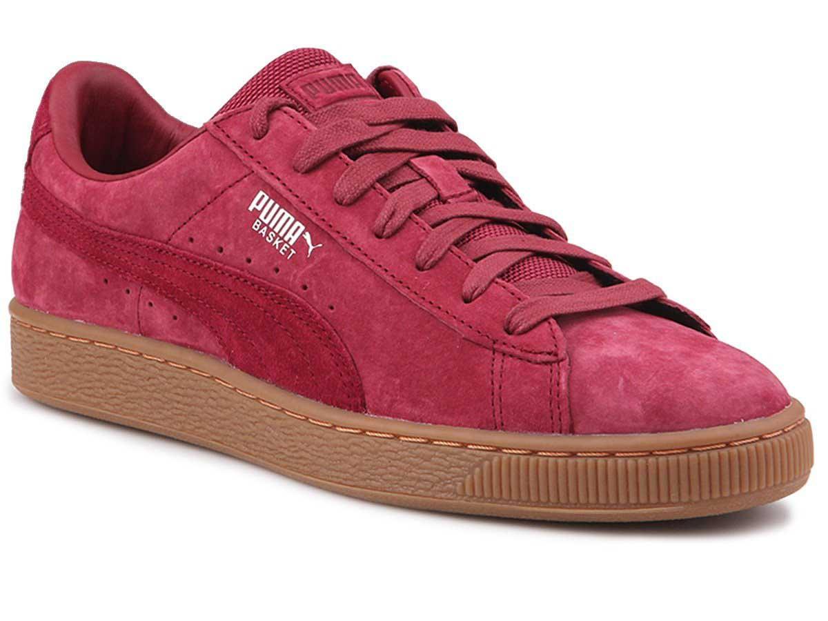 cheaper 2ebf7 14e80 Lifestyle shoes Puma Basket Classic Weatherproof 363829 01