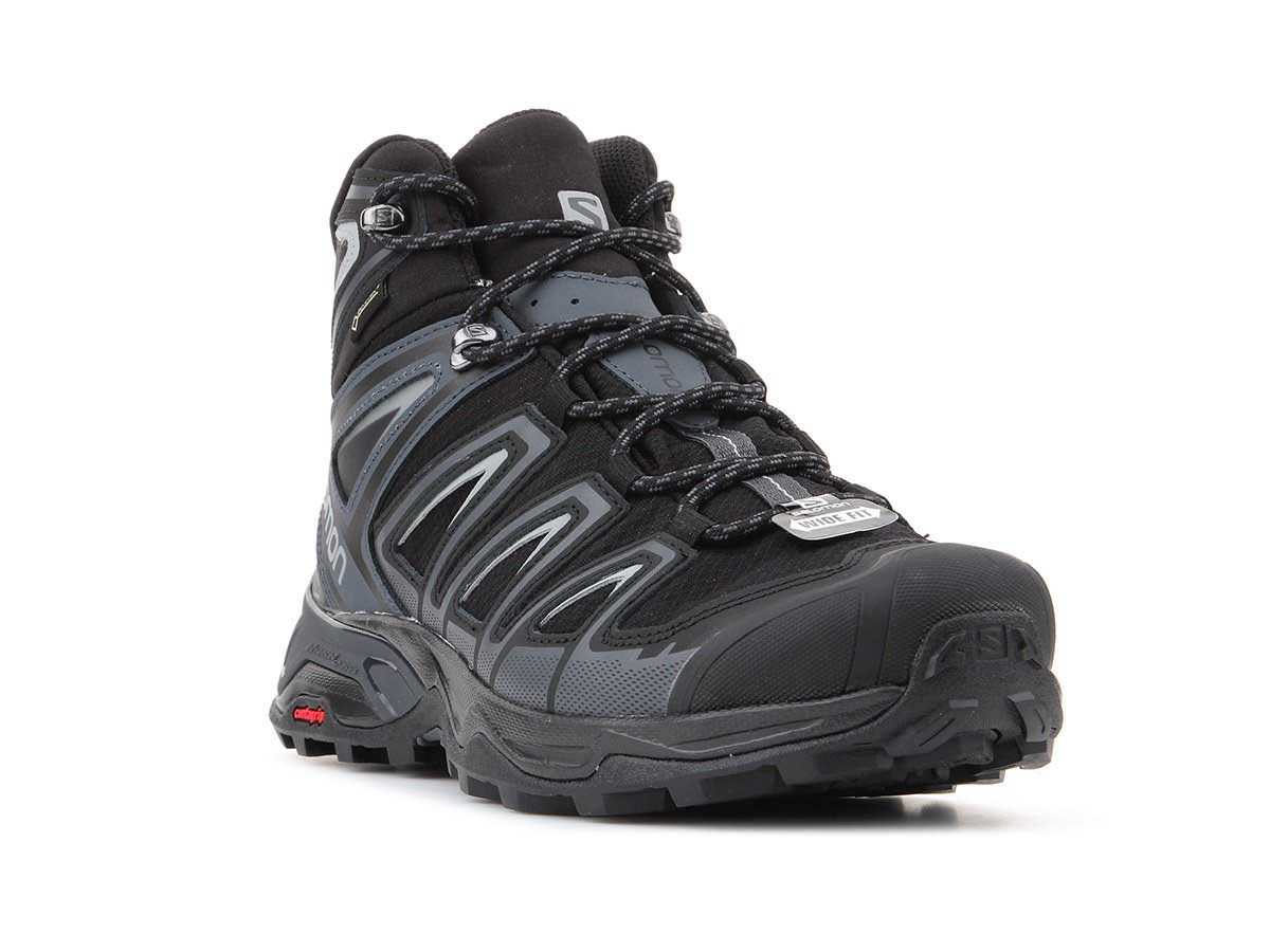 Trekking shoes Salomon X Ultra 3 Wide MID GTX 401293