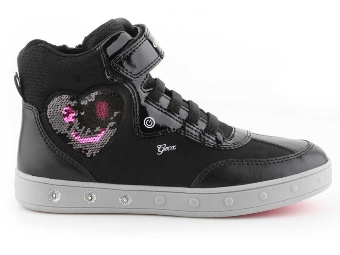 Girls Lifestyle shoes  Geox J Skylin G.B  - J948WB-0BLAJ-C0922