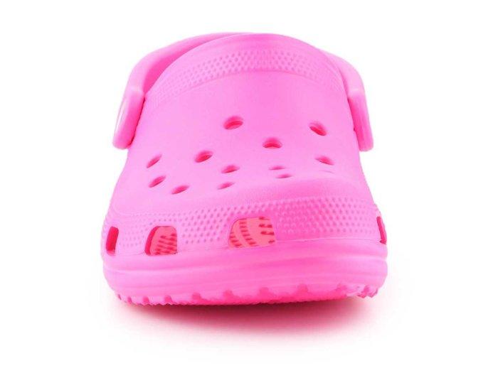 Crocs Classic neon magenta 10001-6L0