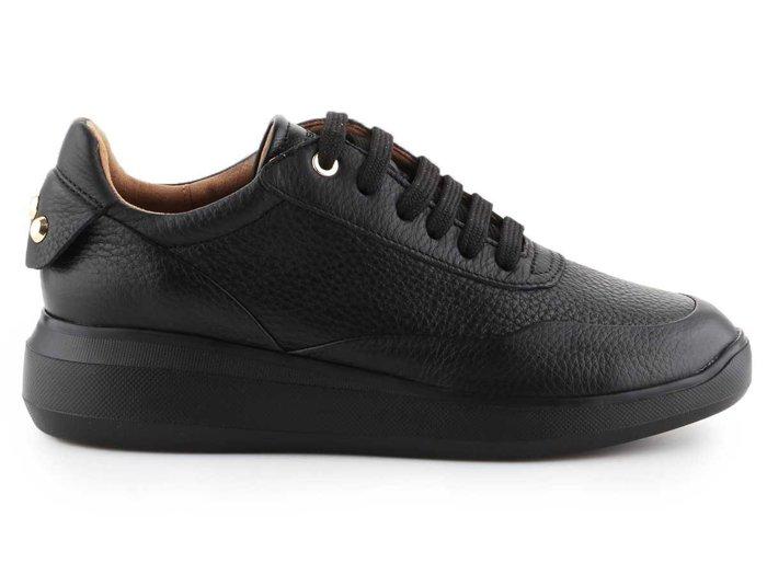 Lifestyle shoes  Geox D Rubidia A Tumb Lea D84APA-00046-C9999