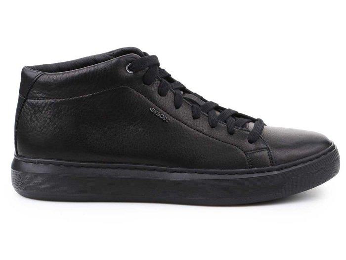 Lifestyle shoes Geox U Deiven G - Tumb.Oil.Lea U845WG-OOOFV-C9999
