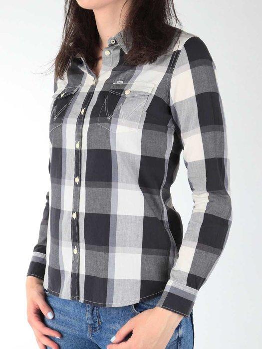 Wrangler L/S Western Shirt W50454MBU
