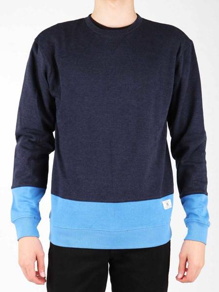 Sweatshirt DC Rebel LO Block Crew SEDYFT03345-BYJ0