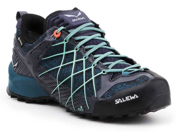 Trekking Schuhe Salewa Wildfire GTX 63488-3838