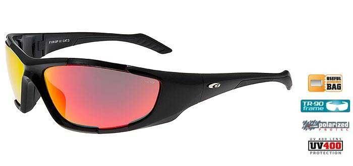 Goggle E129-5P black