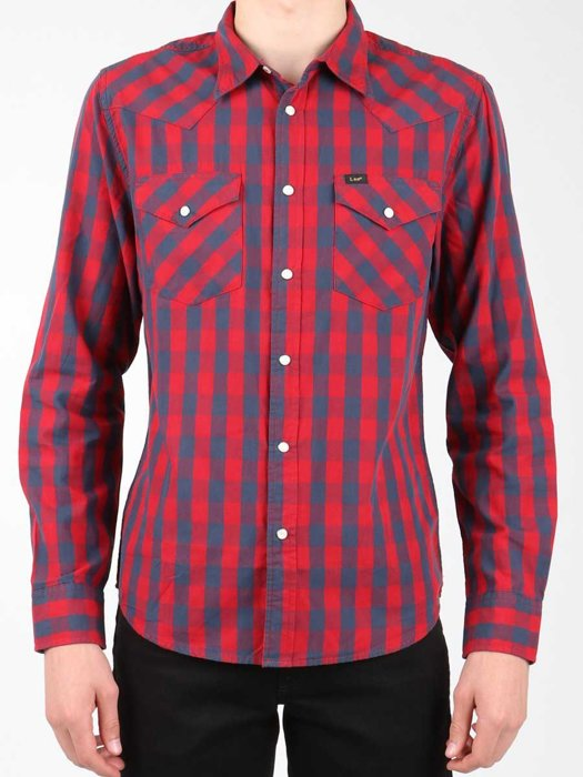 Herrenhemd Lee Western Shirt L643MMPB