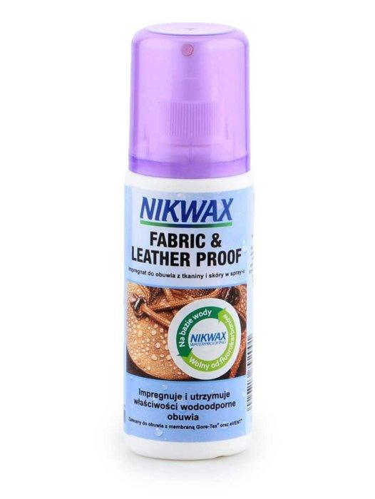 Imprägniermittel Nikwax Fabric & Leather Proof 125ml