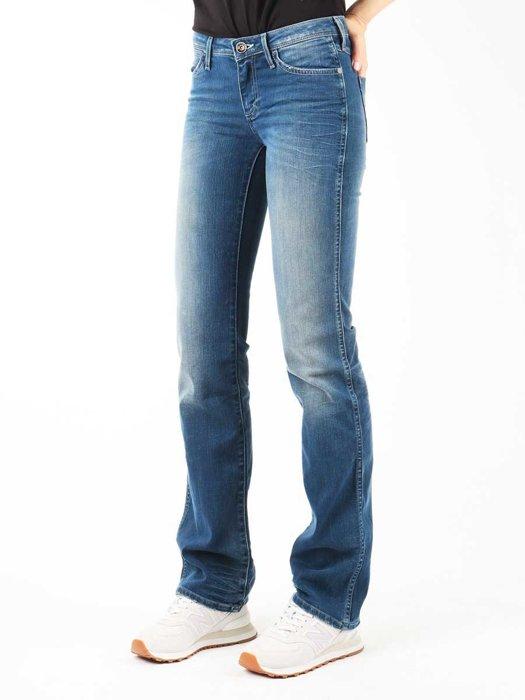 Jeanshose Wrangler Sara Frost W212XB035