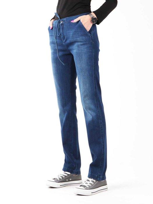 Jeanshose Wrangler Slouchy Cosy Blue W27CGM82G