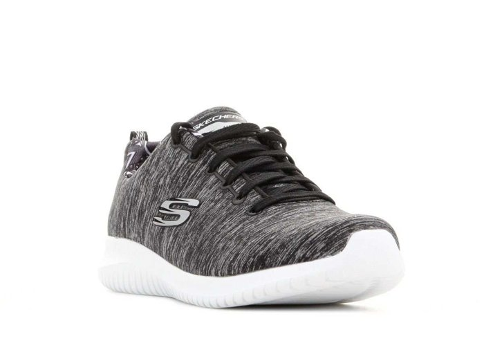 Lifestyle Schuhe Skechers Ultra Flex 12834-BKW