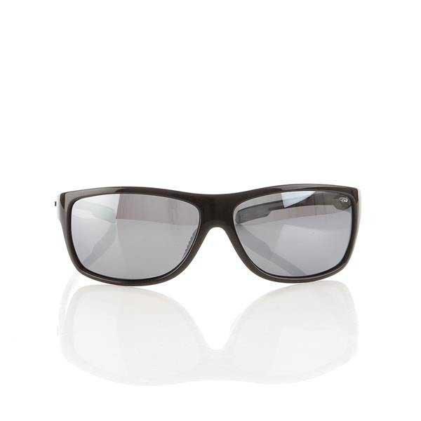 Okulary przeciwsłoneczne Goggle Black/Grey E189-3P