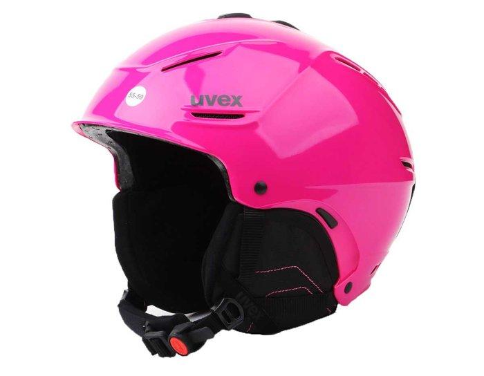 Skihelm Uvex p1us 566153-9005