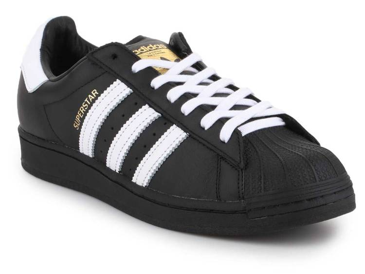 Buty lifestylowe Adidas Superstar Laceless FV3018