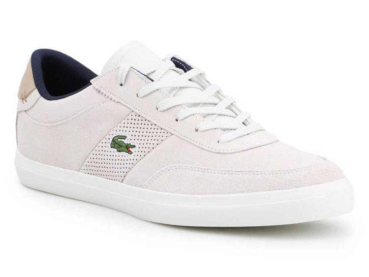 Buty lifestylowe Lacoste Court-Master 418 1 CAM 7-36CAM0015-WN8