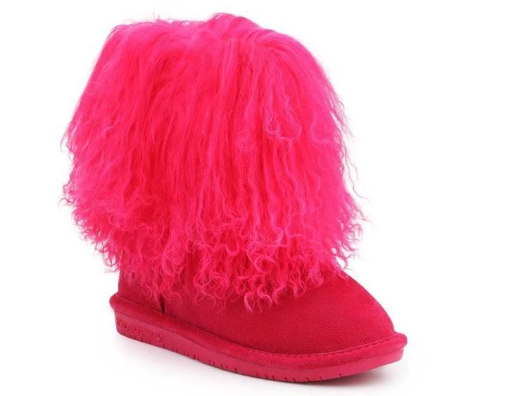 Buty zimowe BearPaw 1854Y Electric Pink