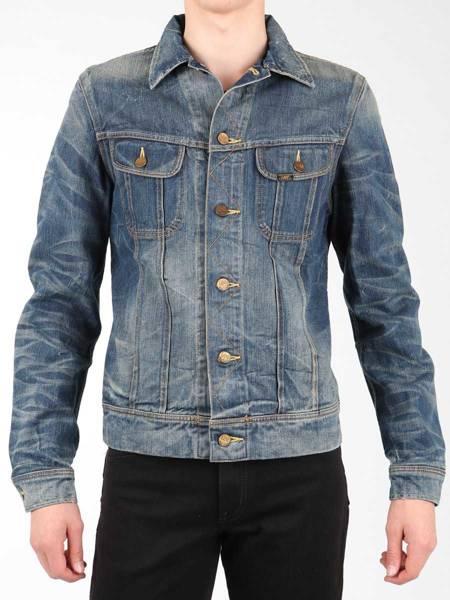 Kurtka jeansowa Lee Rider Jacket L88842RT