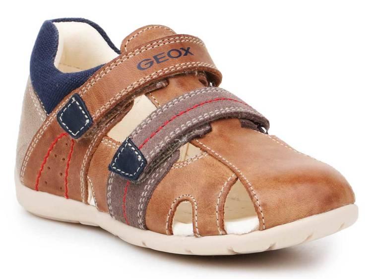 Sandały dziecięce GEOX B Kaytan B9250B-0CL22-C5G6F