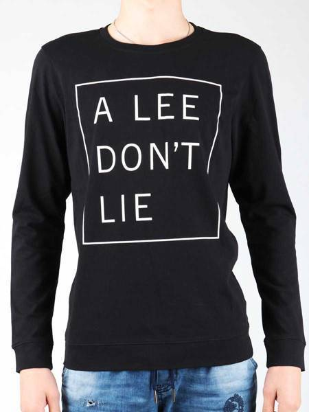T-shirt Lee Don`t Lie Tee LS L65VEQ01