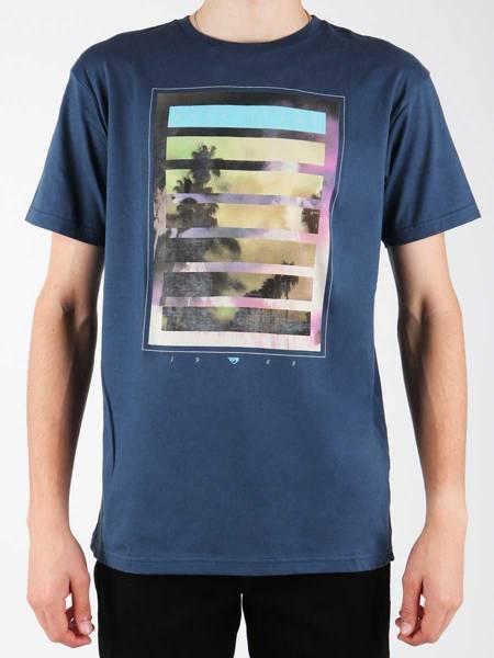 T-shirt Quiksilver EQYZT00013-BRQ0