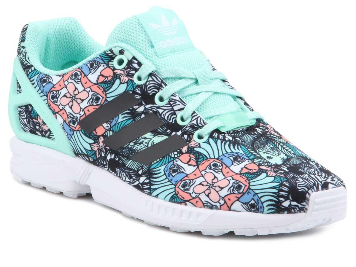 Dzieciece Adidas Zx Flux Buty Tanie Outlet Polska   www