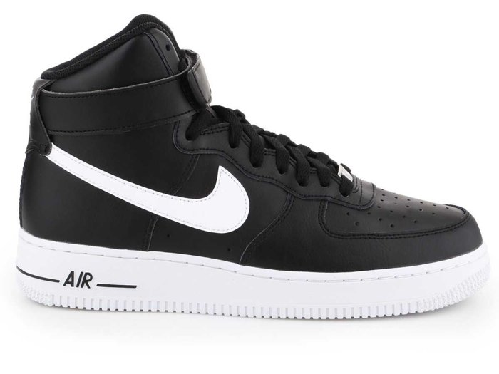 Buty lifestylowe Nike Air Force 1 High `07 AN20 CK4369-001