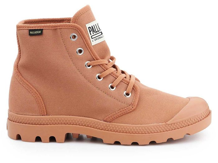 Buty lifestylowe Palladium Pampa HI Originale 75349-225-M