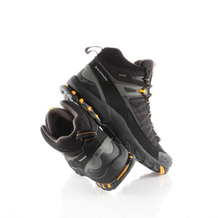 Buty trekkingowe Salomon 3D Fastpacker MID GTX 440378-35
