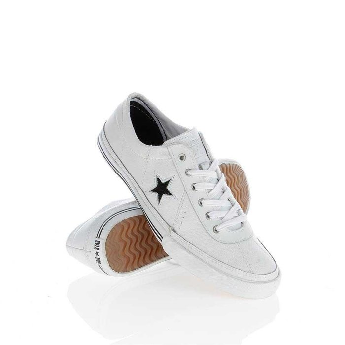 CONVERSE ONE STAR BASELINE 121645