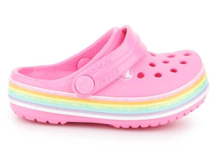 Crocs Crocband Rainbow 206151-669