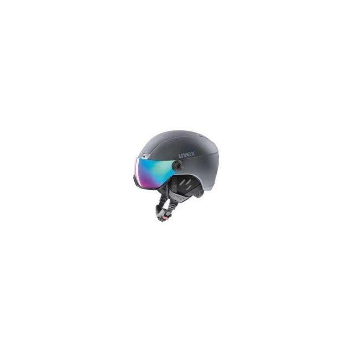 Kask Uvex HLMT 400 Visor Style Titanium Mat 566215-5007