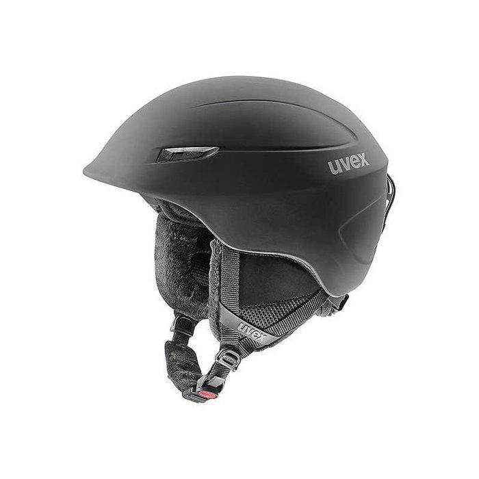 Kask Uvex Oversize Black Mat 566219-20