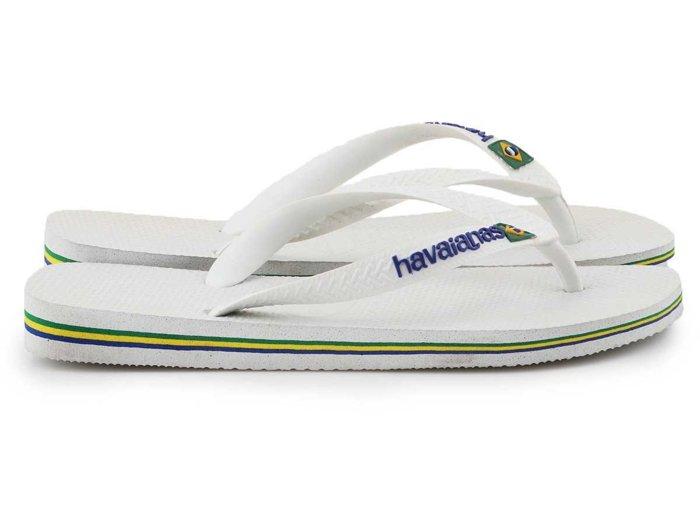 Klapki Havaianas brasil logo 4110850-0001