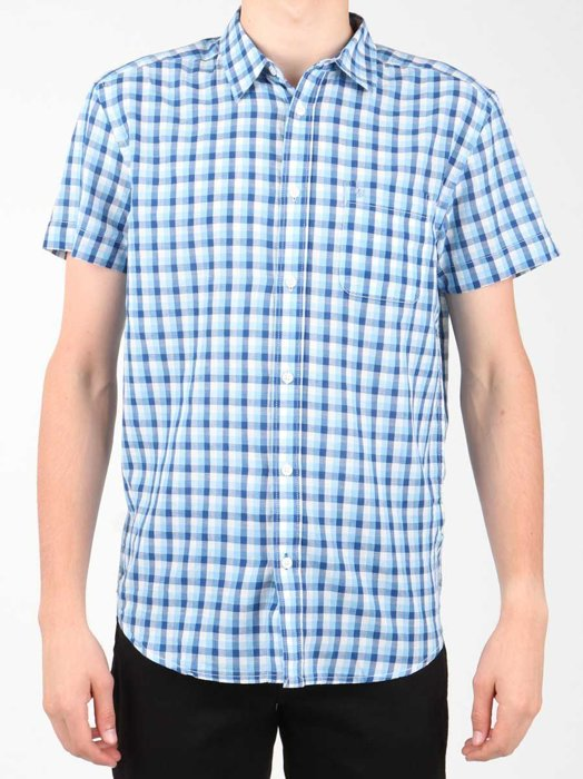 Koszula Wrangler S/S 1 PKT Shirt W5860LIRQ