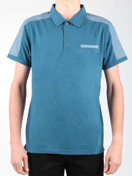 Koszulka polo DC DRMJE473-LEB