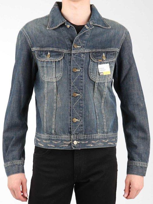 Kurtka jeansowa Lee Rider Jacket L7887007