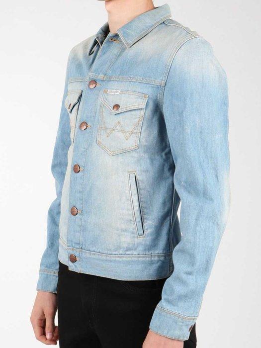 Kurtka jeansowa Wrangler Denim Jacket W458QE20T