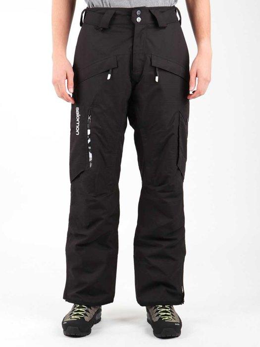 Spodnie narciarskie Salomon Supernatural II Pant M 12084100