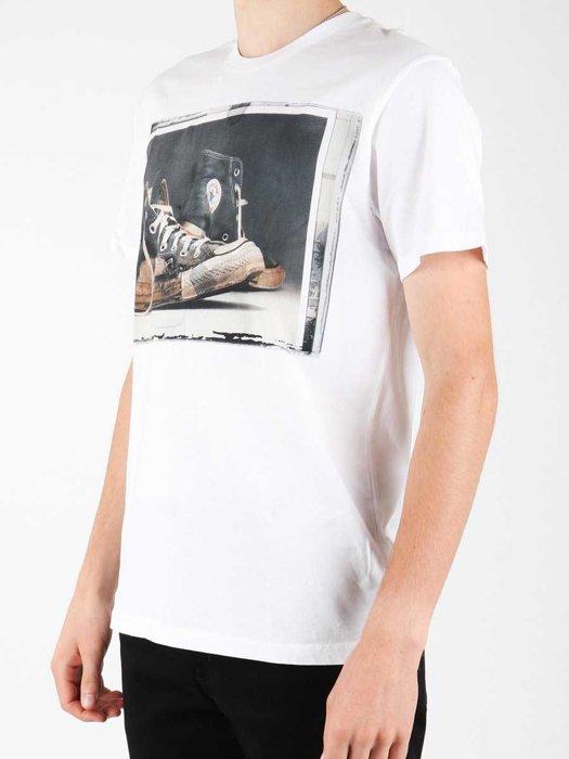 T-shirt Converse 08210C-110
