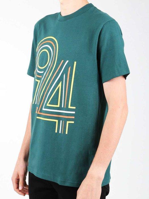 T-shirt DC Cycle Line EDYZT03763-GRS0